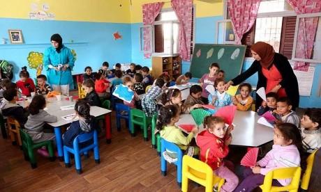 Préscolaire:  Kelâat des Sraghna forme ses éducateurs