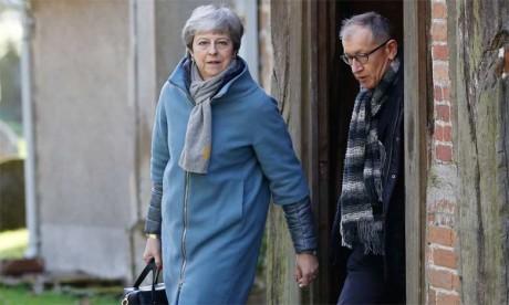 Si l'accord est rejeté par le Parlement, Theresa May a jusqu'au 12 avril pour décider d'organiser des élections européennes.