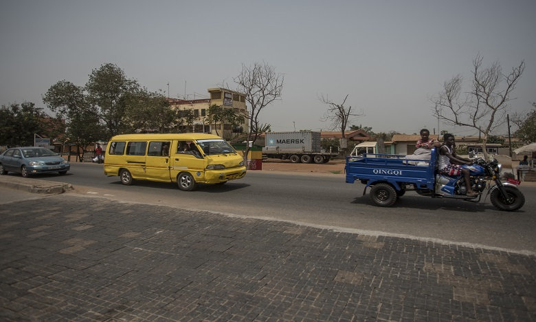 Collision d'autocars dans au Ghana: Au moins 60 morts
