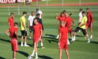 Les joueurs du Raja et du Wydad éloignés par Renard du match contre l'Argentine