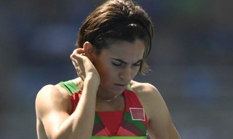 Rabab El Arafi primée pour sa saison exceptionnelle