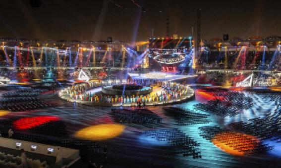 Abou Dhabi organise des Jeux olympiques très «spéciaux»