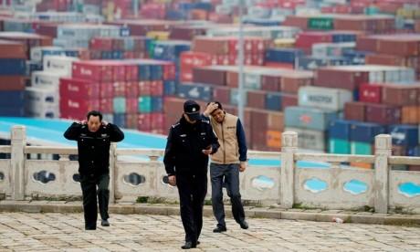 Les États-Unis se sont montrés optimistes pour trouver un compromis avec la Chine, ce qui permettrait d'éviter une escalade dans la guerre commerciale que se livrent les deux pays. Ph : AFP