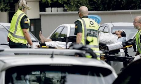 Un carnage dans deux mosquées fait  une cinquantaine de victimes