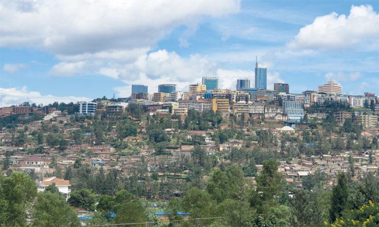La grande commission mixte Maroc-Rwanda, co-présidée par le ministre des Affaires étrangères et de la coopération internationale, Nasser Bourita, et son homologue rwandais, Richard Sezibera, a été tenue le 19 mars 2019. Ph. MAP