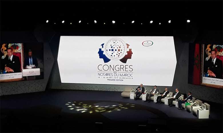 Le développement éthique du numérique notarial en débat à Marrakech