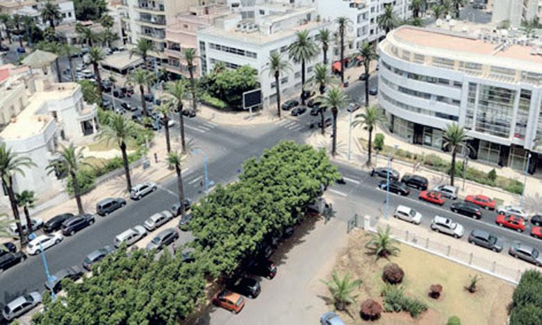Projet de plateforme électronique de données  et de services pour Casablanca