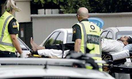 La police a demandé aux musulmans de ne pas se rendre à la mosquée où que ce soit en Nouvelle-Zélande, un pays de cinq millions d'habitants  où les meurtres de masses sont rarissimes.            Ph. DR