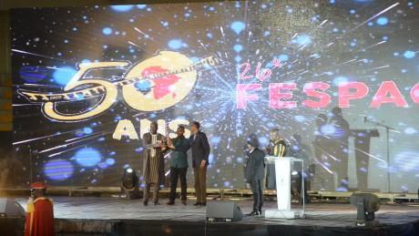 Jawad  Rhalib remporte l'Etalon d'argent des films documentaires