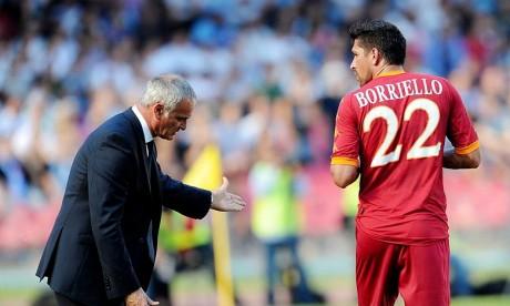 Claudio Ranieri de retour à l'AS Rome