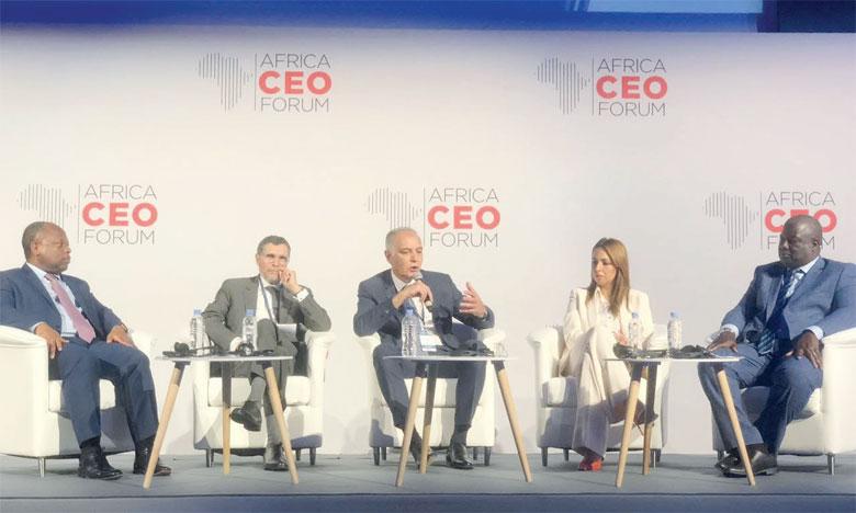Invest in Morocco-Kigali Round s'est tenu en marge de la 7e édition de l'Africa CEO Forum, clôturé hier et à laquelle a pris part la CGEM.