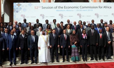 La contribution au façonnement  de l'Afrique de demain érigée en priorité stratégique pour le Maroc