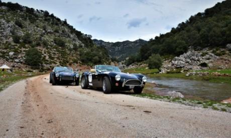 Le désert d'Agafay et la côte atlantique pour stimuler l'appétit des Gentlemens Drivers dimanche
