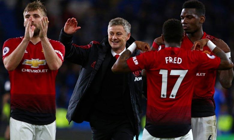 Manchester United : Solskjaer confirmé comme coach jusqu'en 2022