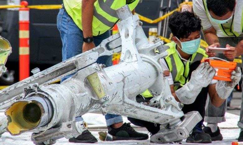 L'appareil de la compagnie «Lion Air» s'était abîmé le 29 octobre dernier au large de l'île de Sumatra en Indonésie, causant la mort de 189 personnes. Ph : AFP