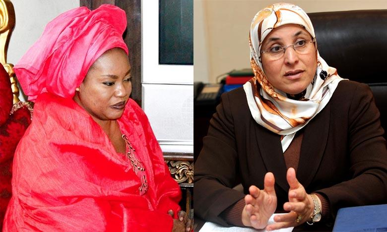 New York :  Hakkaoui prend part à la Commission de la condition de la femme