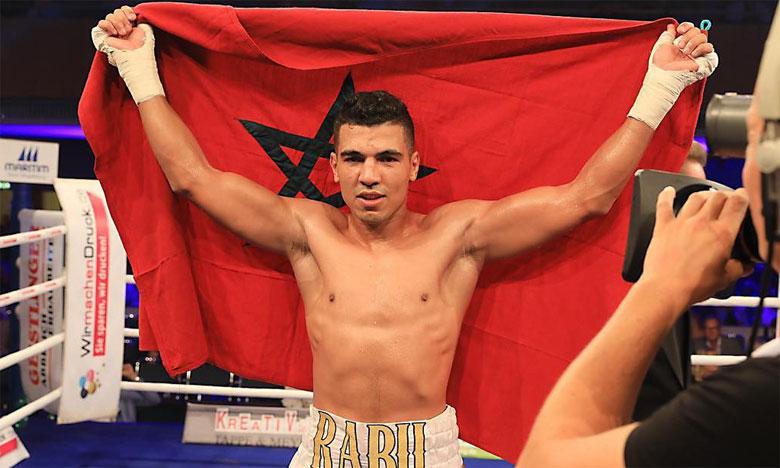 Mohamed Rabii ajoute une neuvième victoire à son palmarès