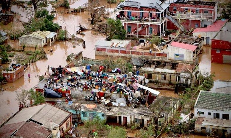 Cyclone Idai au Mozambique : Le Maroc vient en aide aux victimes
