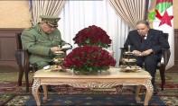 Algérie: Gaïd Salah suggère la destitution de Bouteflika