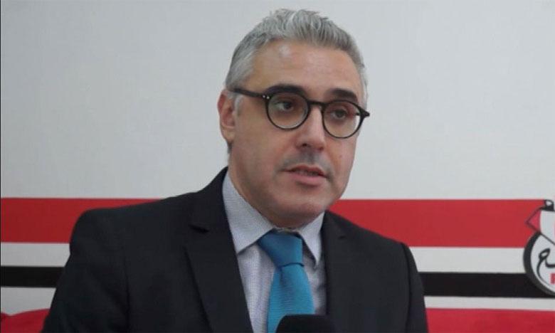 Hamza Hajoui : «En étant assurés d'avoir leurs salaires et primes  à temps, des joueurs ont l'impression d'être des fonctionnaires»