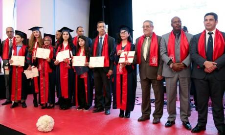 L'USMBA-Fès récompense 390 lauréats