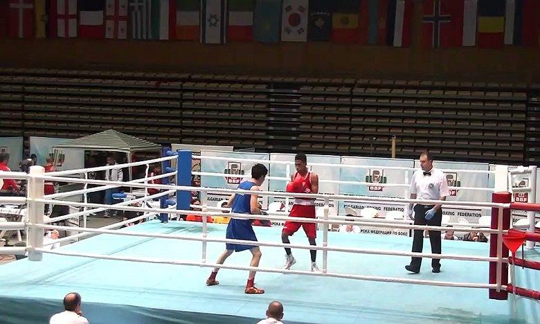 Championnat arabe de boxe Soudan-2019: le Maroc remporte six médailles, dont une en or