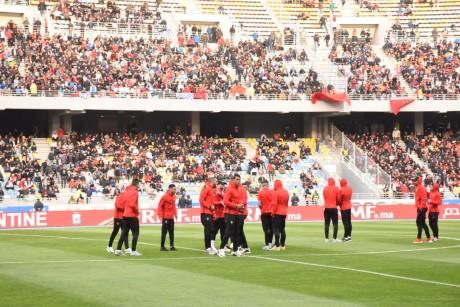 Hervé Renard aligne son équipe type face à l'Argentine