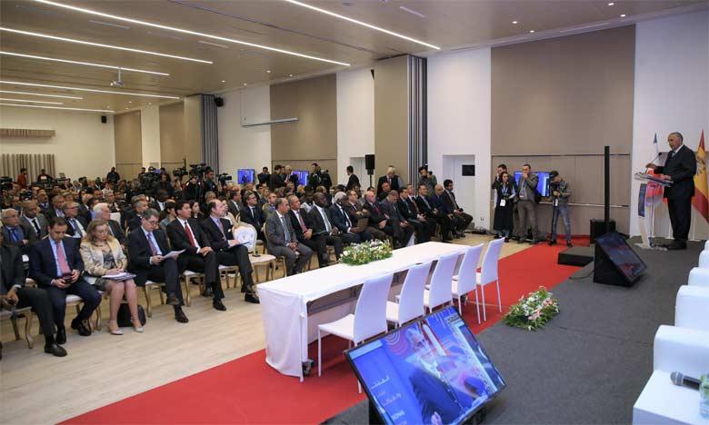 Ouverture à Saïdia du Forum international de la coopération et des partenariats locaux.