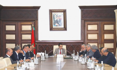 La Commission  de déconcentration administrative examine  le plan de mise en œuvre de ce chantier