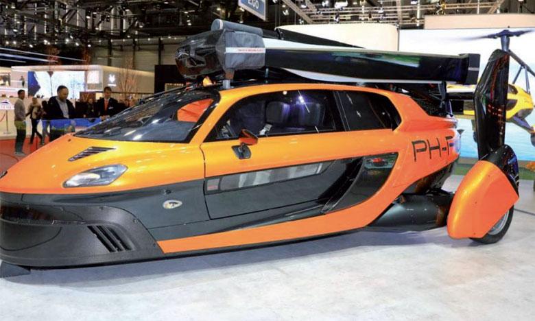 La voiture volante