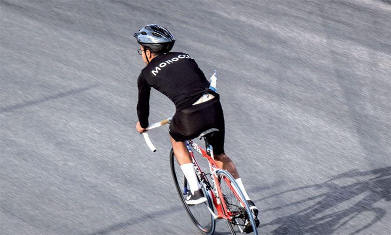 Le cyclisme et l'haltérophilie rapportent deux autres médailles au Maroc