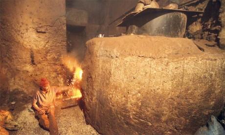 Grande étude dans le pipe pour la reconversion des hammams aux ressources biomassiques