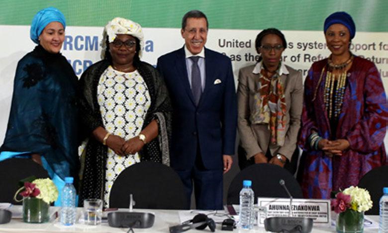 Ouverture samedi à Marrakech des travaux de la 20e réunion du MCR-Afrique.