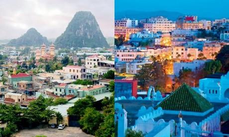 Tanger et Da Nang liées par un accord de jumelage
