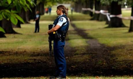 Attaque de mosquées en Nouvelle-Zélande: le bilan s'alourdit