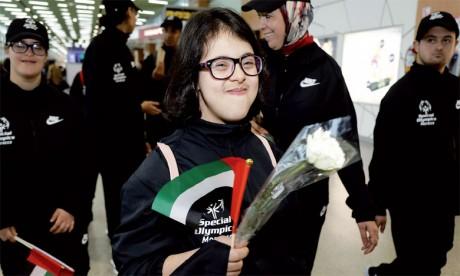 Les athlètes marocains s'envolent pour Abu Dhabi