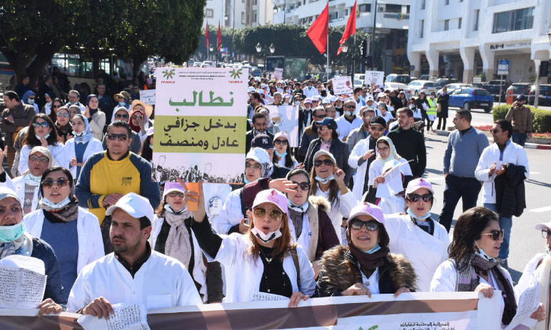 Annonce d'une énième grève des médecins du secteur public