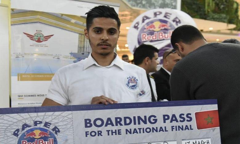 Victoire de l'académie d'aviation marocaine MAPA