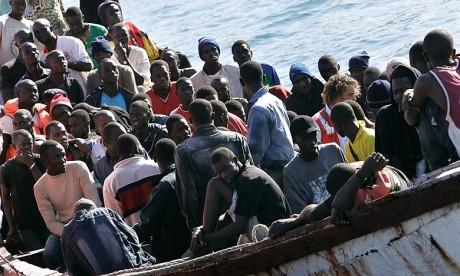 47 migrants sauvés par la police maritime portugaise