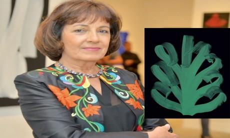 Najia Mehadji dans deux rétrospectives aux Villas des arts de Rabat et Casablanca