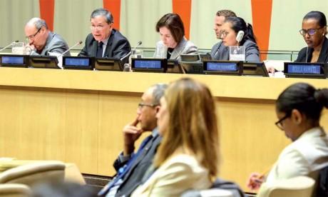 L'Assemblée générale se penche sur la mise  en œuvre du Pacte de Marrakech sur la migration