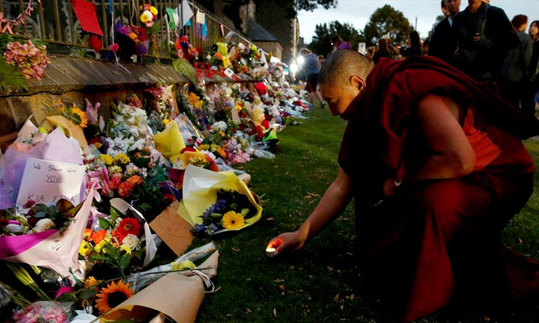 Tuerie de Christchurch: hommage aux victimes à Casablanca