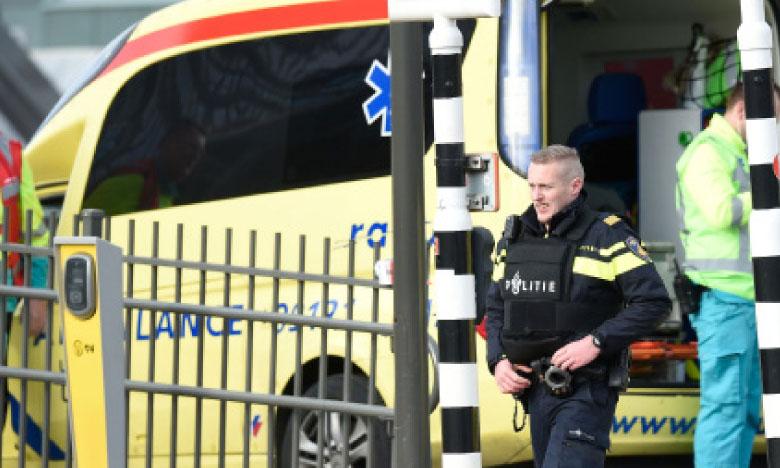 Trois morts dans les fusillades d'Utrecht