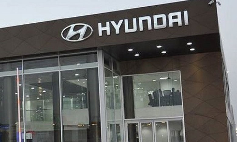 De nouveaux points de vente  en projet pour Hyundai au Maroc