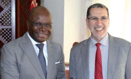 La consolidation de la coopération maroco-béninoise au centre d'entretiens entre Saâd Eddine El Othmani et le ministre béninois des Affaires étrangères