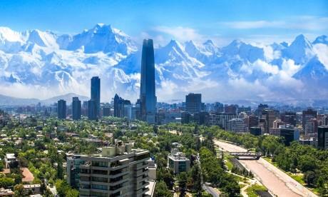 Santiago-Chili. Ph. SHUTTERSTOCK