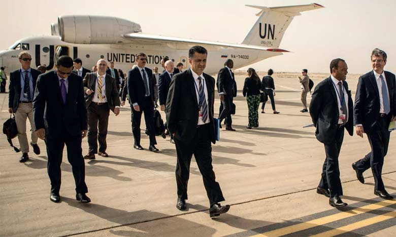 C'est la quatrième visite du Conseil de sécurité au Mali depuis 2014.