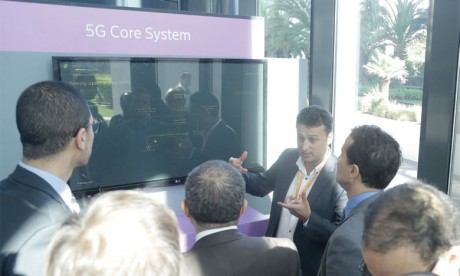 Maroc Telecom et Ericsson testent la 5G
