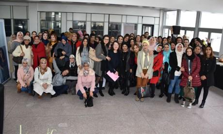 Vibrant hommage aux femmes du Groupe Le Matin