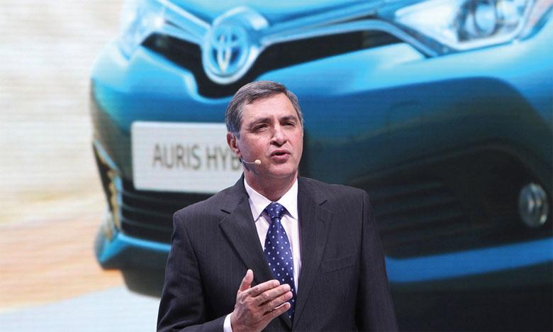 Toyota envisage de quitter  le Royaume-Uni